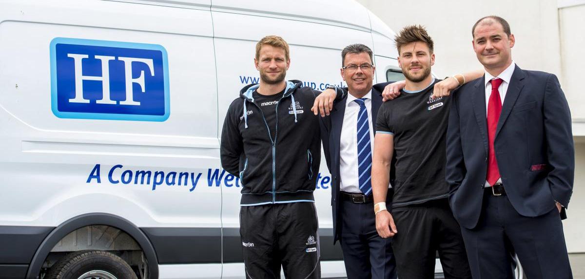 Glasgow Warrior Rugby